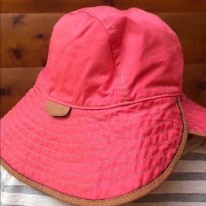 Coach Cotton Bucket Hat